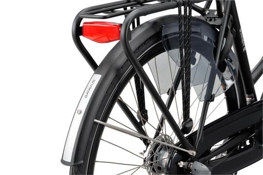 Noorderlicht fietsverhuur – Batavus Winner – achterzijde
