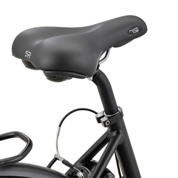 Noorderlicht fietsverhuur – Batavus Boulevard – 24v – dames – zadel