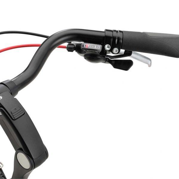 Noorderlicht fietsverhuur – Batavus Boulevard – 24v – shifter