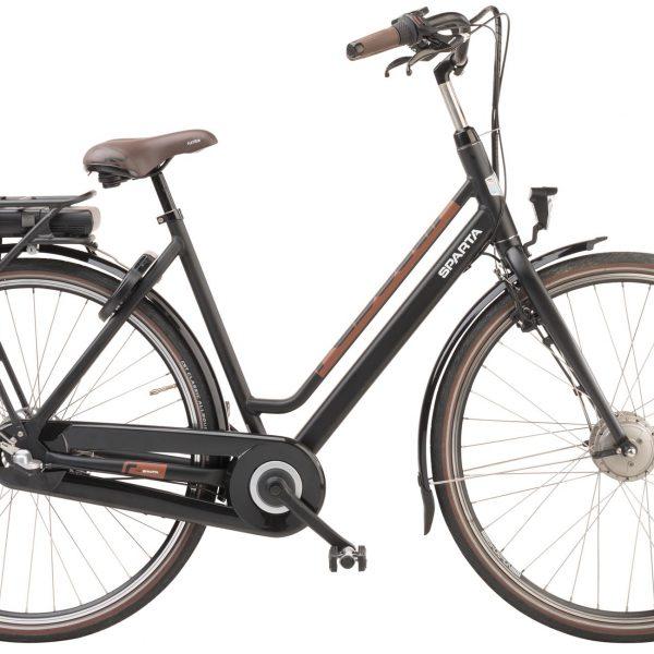 Noorderlicht fietsverhuur – Sparta Regular F7 – rechterzijde