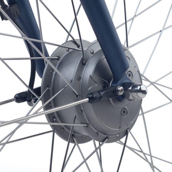 Noorderlicht fietsverhuur – Sparta Regular F7 – voorwiel