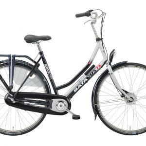 Fiets met versnellingen, Batavus Holiday, fiets met drie versnellingen, dames model