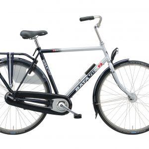 Fiets zonder versnellingen, Batavus Holiday, degelijke fiets, heren model