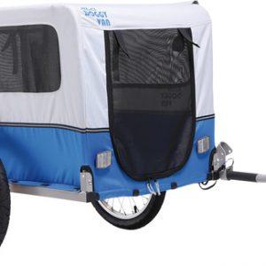 Noorderlicht fietsverhuur – Hondenkar blauw