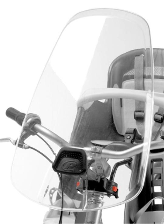 Noorderlicht fietsverhuur – Windscherm