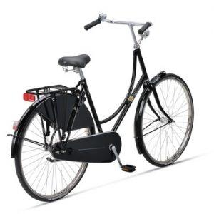Noorderlicht fietsverhuur – Batavus Old Dutch – achterzijde