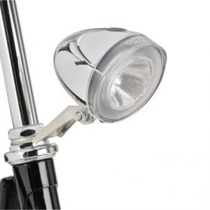 Noorderlicht fietsverhuur – Batavus Old Dutch – koplamp