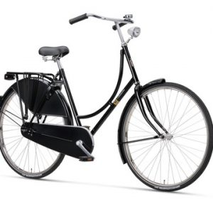 Noorderlicht fietsverhuur – Batavus Old Dutch – voorzijde