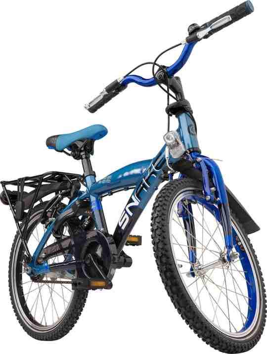 Noorderlicht fietsverhuur – Batavus Snake – 18 inch – voorkant