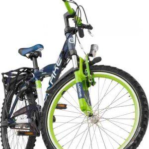 Noorderlicht fietsverhuur – Batavus Snake – 22 inch – voorzijde