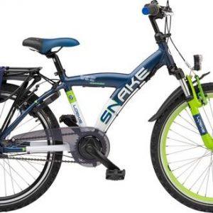 Noorderlicht fietsverhuur – Batavus Snake – 22 inch