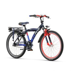 Noorderlicht fietsverhuur – Batavus Snake – 24 inch – voorzijde