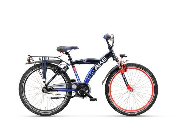 Noorderlicht fietsverhuur – Batavus Snake – 24 inch