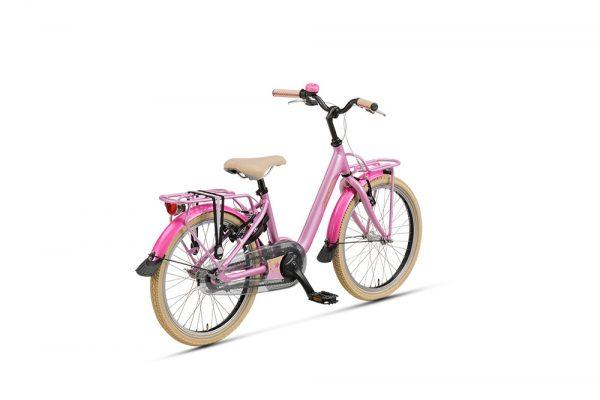Noorderlicht fietsverhuur – Batavus Star – 20 inch – achterzijde