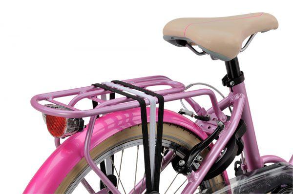 Noorderlicht fietsverhuur – Batavus Star – 20 inch – zadel