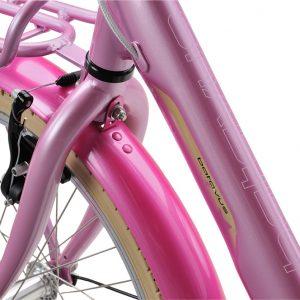 Noorderlicht fietsverhuur – Batavus Star – 20 inch – voorzijde