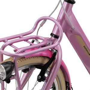 Noorderlicht fietsverhuur – Batavus Star – 20 inch – voorrekje