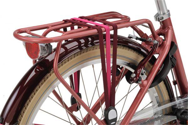 Noorderlicht fietsverhuur – Batavus Star – 22 inch – bagagedrager