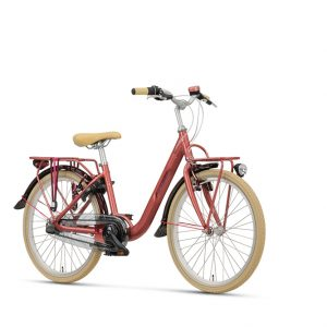 Noorderlicht fietsverhuur – Batavus Star – 22 inch – voorkant