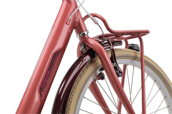 Noorderlicht fietsverhuur – Batavus Star – 22 inch – voorzijde