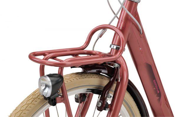 Noorderlicht fietsverhuur – Batavus Star – 22 inch – voorrekje