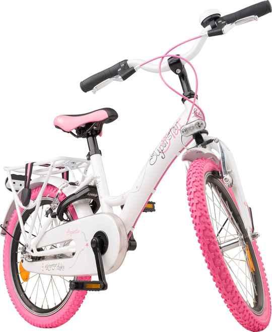 Noorderlicht fietsverhuur – Loekie Superstar – 18 inch