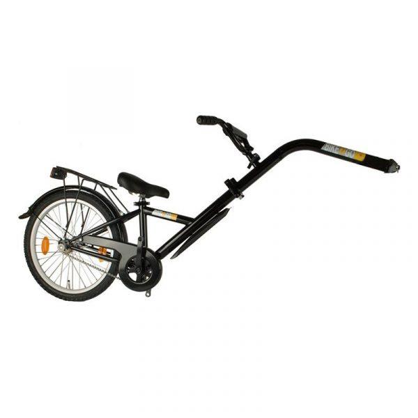 Noorderlicht fietsverhuur – trailerbike – zwart