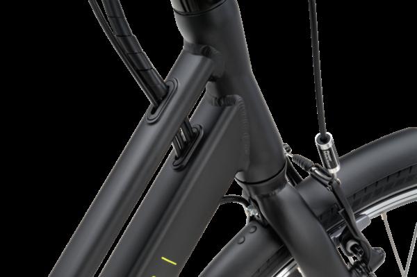 Noorderlicht fietsverhuur – Batavus Fonk E-go – kabels