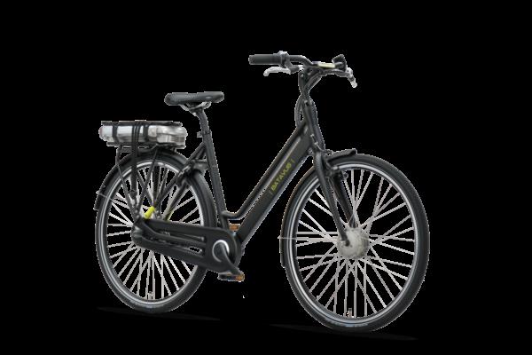 Noorderlicht fietsverhuur – Batavus Fonk E-go – voorzijde